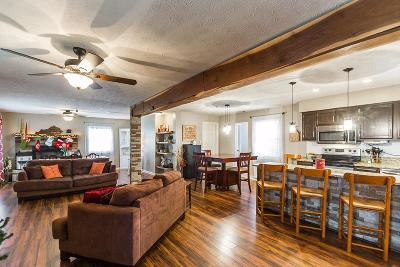 Single Family Home For Sale: 408 Hideaway Cove Road
