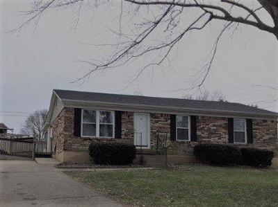 Single Family Home For Sale: 229 Hill N Dell Rd.