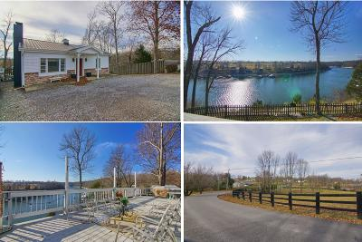 Harrodsburg Single Family Home For Sale: 178 Lakeview Point Road