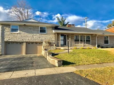 Single Family Home For Sale: 3487 Castleton Hill