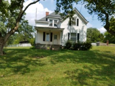 Anderson County, Fayette County, Franklin County, Henry County, Scott County, Shelby County, Woodford County Farm For Sale: 4321 N Cincinnati Pike