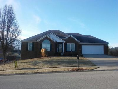 Richmond Single Family Home For Sale: 456 Hunters Run Dr