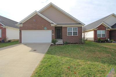 Lexington Single Family Home For Sale: 1958 Falling Leaves Lane