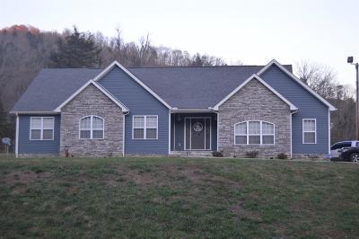 Big Creek KY Single Family Home For Sale: $182,700