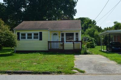 Berea KY Single Family Home For Sale: $71,400