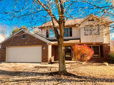 Versailles Single Family Home For Sale: 239 Chestnut Lane