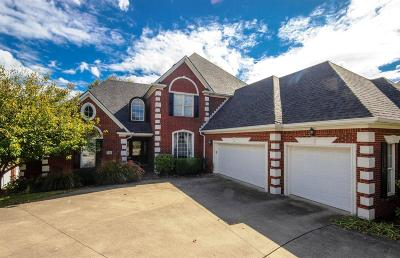 Richmond Single Family Home For Sale: 388 Highland Lakes Dr