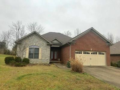 Frankfort Single Family Home For Sale: 605 Old Station Road