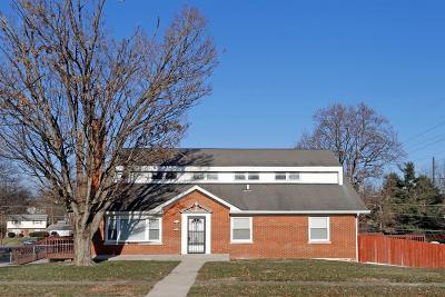 Lexington Single Family Home For Sale: 201 Vanderbilt Drive