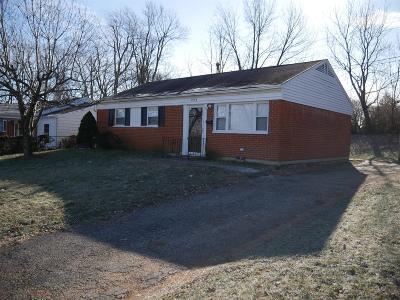 Lexington Single Family Home For Sale: 1924 Alice Drive