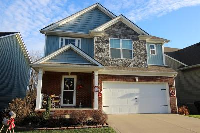 Lexington Single Family Home For Sale: 3005 Falling Leaves Lane