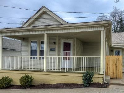 Anderson County, Fayette County, Franklin County, Henry County, Scott County, Shelby County, Woodford County Multi Family Home For Sale: 706 Hoge Avenue