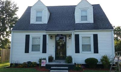 Corbin Single Family Home For Sale: 506 Chestnut Street