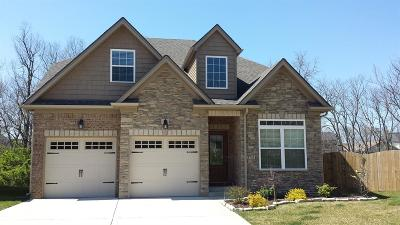 Lexington Single Family Home For Sale: 2057 Falling Leaves