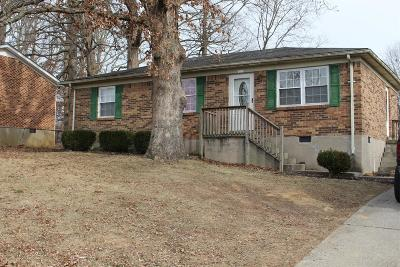 Frankfort Single Family Home For Sale: 109 Creekstone Court