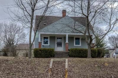 Frankfort Single Family Home For Sale: 1003 E Main Street