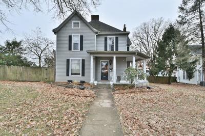 Nicholasville Single Family Home For Sale: 208 Richmond Avenue