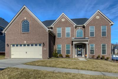Georgetown Single Family Home For Sale: 107 Cross Park Drive
