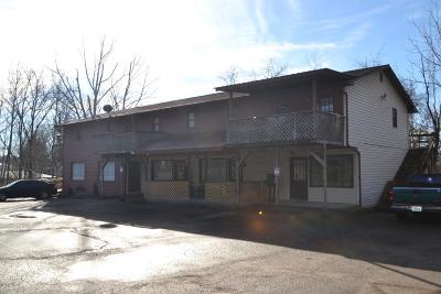 Corbin Multi Family Home For Sale: 909 Beatty Avenue