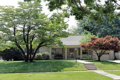 Lexington Single Family Home For Sale: 518 Chinoe Road