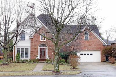 Lexington Single Family Home For Sale: 3317 Bridlington Road