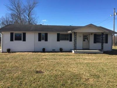 London Single Family Home For Sale: 499 Hwy 1023
