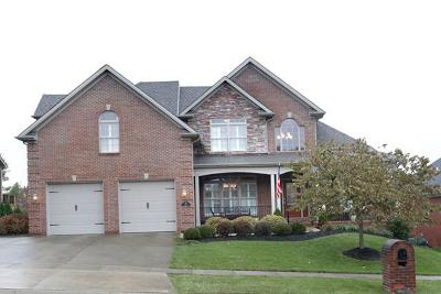 Georgetown KY Single Family Home For Sale: $559,000