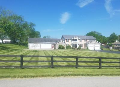 Nicholasville Single Family Home For Sale: 101 Kirk Drive