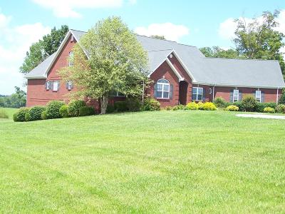 Harrodsburg Single Family Home For Sale: 1225 Talmage Mayo Road