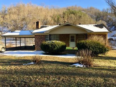 Barbourville Single Family Home For Sale: 2182 Turkey Creek Road