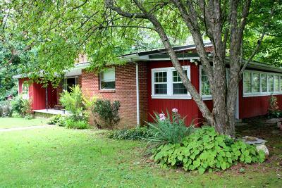 Barbourville Single Family Home For Sale: 98 Osborne Lane
