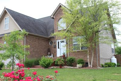 Nicholasville Single Family Home For Sale: 109 Amburgy Circle