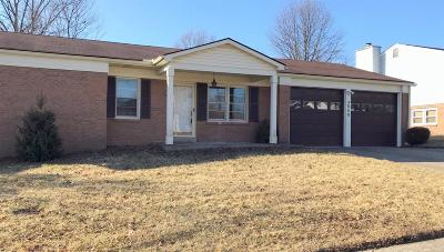 Single Family Home For Sale: 540 Bryanwood Parkway