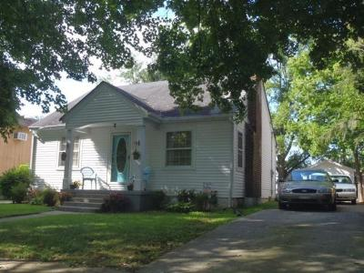 Single Family Home For Sale: 1636 Courtney Ave