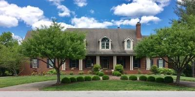 Frankfort Single Family Home For Sale: 227 Stonehedge
