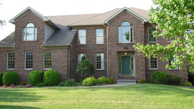 Versailles Single Family Home For Sale: 432 Barroway Lane