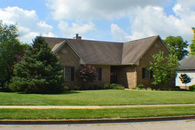 Bourbon County Single Family Home For Sale: 115 Westridge Lane