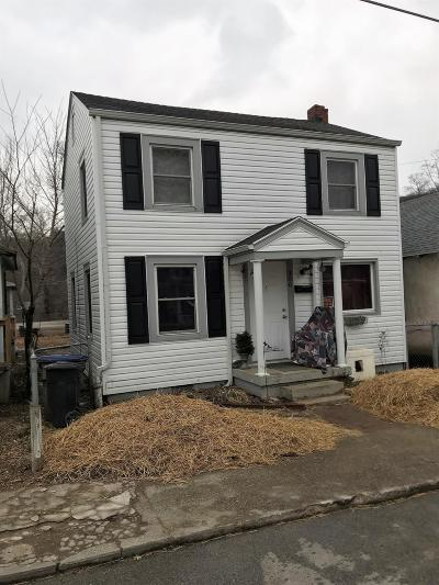 Frankfort Single Family Home For Sale: 306 E Second Street