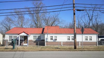 Corbin Single Family Home For Sale: 722 Gordon Street