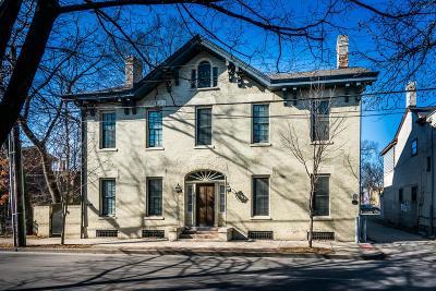 Lexington Condo/Townhouse For Sale: 333 S Upper Street #102