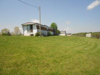 Anderson County, Fayette County, Franklin County, Henry County, Scott County, Shelby County, Woodford County Farm For Sale: 1368 Fairmount Road