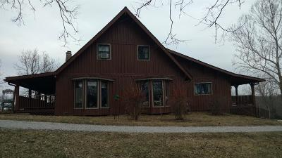 Lawrenceburg Single Family Home For Sale: 1230 Clay Burgin Road