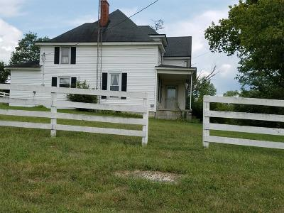 Georgetown KY Single Family Home For Sale: $160,000