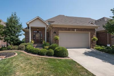 Georgetown Single Family Home For Sale: 111 Shadowcreek Path
