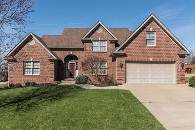 Nicholasville Single Family Home For Sale: 121 Arbee Drive