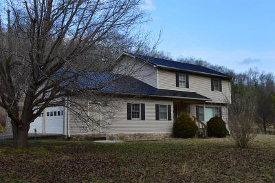 Manchester KY Single Family Home For Sale: $179,000
