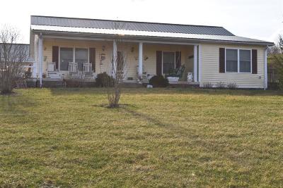Harrodsburg Single Family Home For Sale: 3734 Cornishville Road