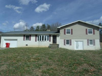 Corbin KY Single Family Home For Sale: $139,000