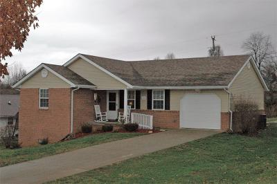 Somerset Single Family Home For Sale: 34 Dogwood Trail