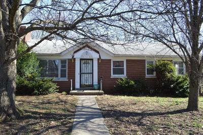 Single Family Home For Sale: 901 Holly Springs Drive